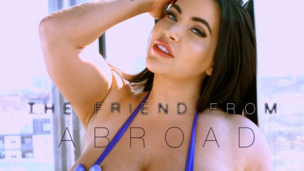 Korina Kova - The Friend from Abroad [FullHD 1080p] (ManyVids)