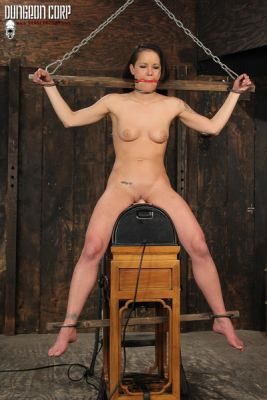 Strict Restraint – Whipped on the Sybian – Sadie Dawson