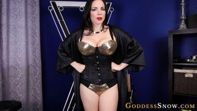 GoddessAlexandraSnow – Reducing Your Masculinity