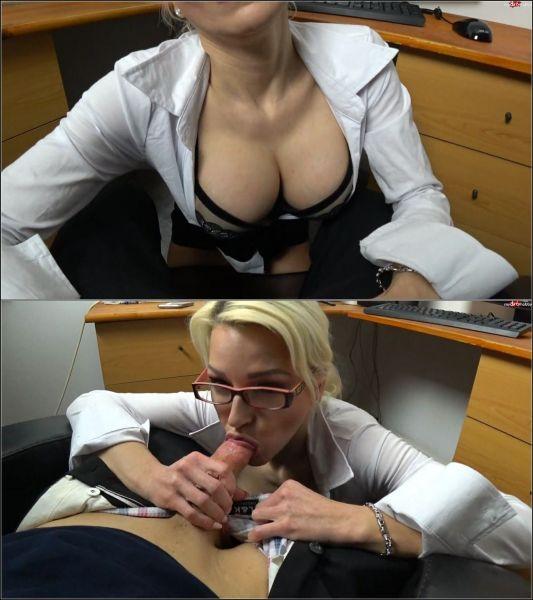 sandy226 - Sexuelle Belestigung am Arbeitsplatz mit Megacumshot [FullHD 1080p] (MDH)