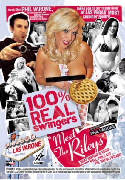 100 Real Swingers Meet The Rileys