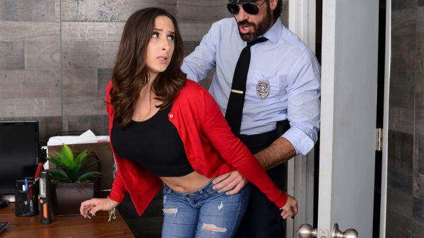 Ashley Adams - Mall Cop Cock