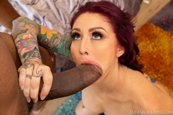 Monique Alexander Wanted More BBC In Her Life