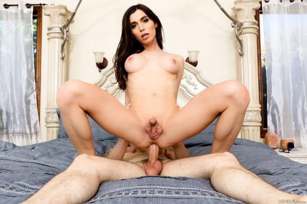 Korra Del Rio - Transsexual Girlfriend Experience 8 (DevilsFilm.com/FullHD/2018)
