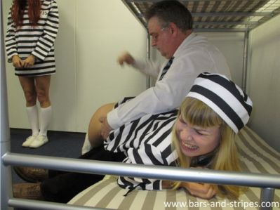 BarsandStripes - Cheyenne And Julie Part One-Two