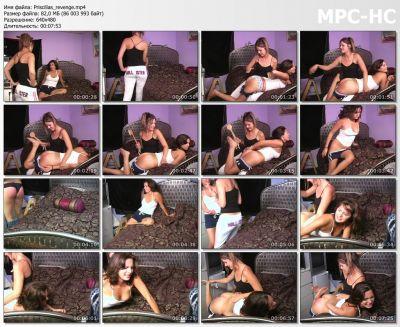 DallasSpanksHard - Priscilla & Samantha - Priscilla's Revenge