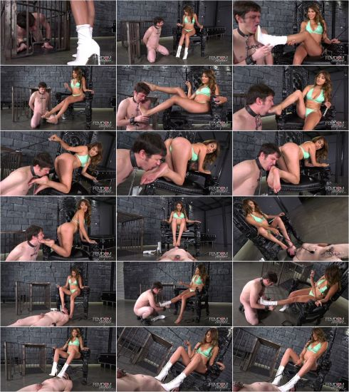 Stephanie West - Making of a Doormat (24.12.2018) [FullHD 1080p] (FemdomEmpire)
