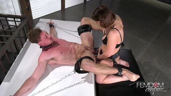 Ivy Lebelle - Strap-on Cock Slut (24.12.2018) [FullHD 1080p] (FemdomEmpire)