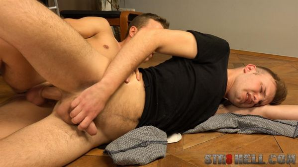 STR8H – Gabriel Gusek & Hugo Antonin – AIRPORT SECURITY