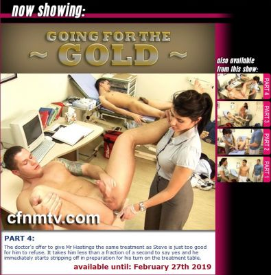 CfnmTV – Going for the Gold Part 4