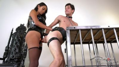 FemdomEmpire – Russian Hole Stretcher – Bethany Benz