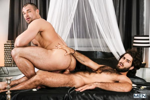 MEN – HomeCumming – Diego Sans & Jaxx Thanatos