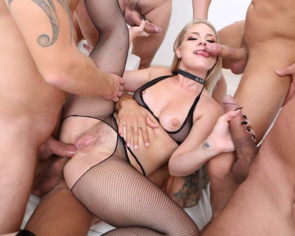 Lisey Sweet - Monsters of TAP, Lisey Sweet gets 4on1 with Balls deep Anal & DAP, TAP, Dapes, Swallow GIO816 (HD/2019) by LegalP0rno.com