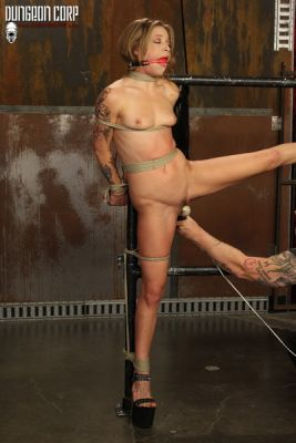 Society SM – High Intensity BDSM – Alyssa Branch