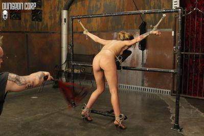 Society SM - High Intensity BDSM - Alyssa Branch