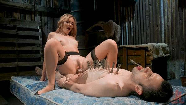 Mona Wales milks her daddys new associate for assets