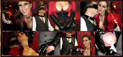 DominatrixAnnabelle – Hypnosis! I have you under my Spell!