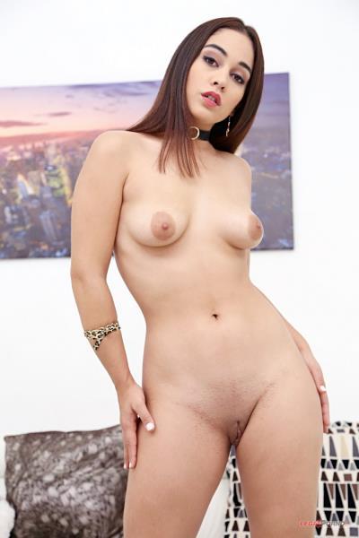 LegalP0rno: Ginebra Belluci - Ginebra Belluci intense anal fucking with DP & her first DVP SZ2105 (HD/2019)