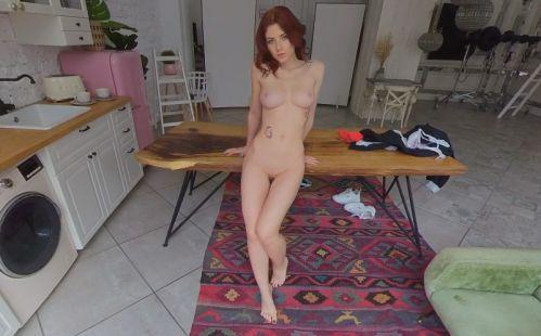 Sporty Stripping - Gear Vr
