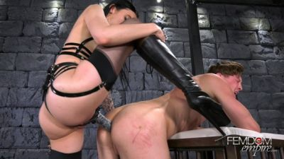 FemdomEmpire – Born to be Fucked – Marley Brinx
