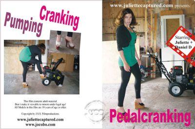 Pedal Cranking