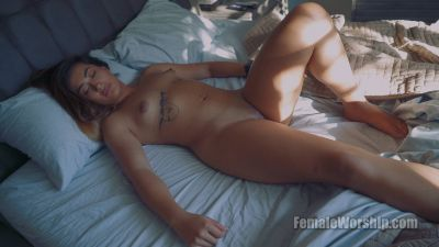 FemaleWorship – I Think That's Good – Aubree Ice