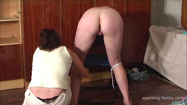 Spanking 7757-Beginning Of The Hard Punishment