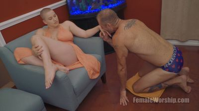 FemaleWorship – Don't Stop Until I Cum – Riley Nixon