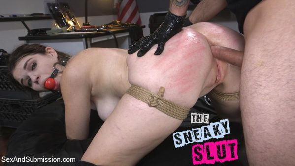 Anastasia Rose - The Sneaky Slut (25.01.2019) (SD/2019) by SexAndSubmission.com
