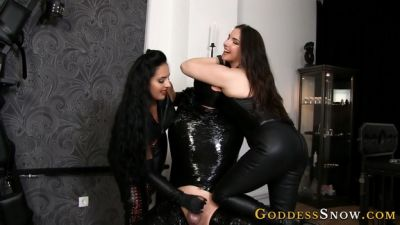 GoddessAlexandraSnow – Wrapped in Black