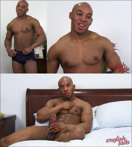 ELs - Straight Rugby Pro Andy Showing Off His Muscular Body M Ive