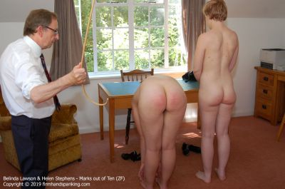 FirmHandSpanking - Marks Out of Ten - ZF - Belinda Lawson & Helen Stephens