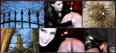 DominatrixAnnabelle – Spanked, Fucked and Denied!