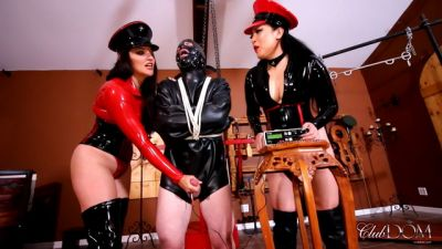 Clubdom – The Training of Slave 47 Part 2 – Electric CBT