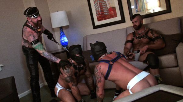 TF – Raw Dogging – Part 1 – Puppy Foreplay