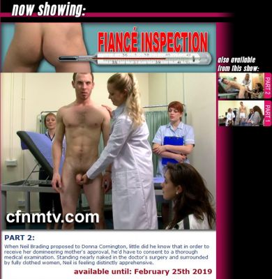 CfnmTV – Fiancé Inspection Part 2