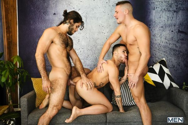 MEN – The Gardener – Aston Springs, Beaux Banks & Diego Sans