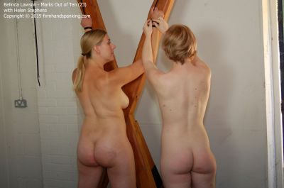 Firm Hand Spanking – Belinda Lawson – Marks Out of Ten – ZJ