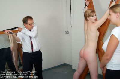 FirmHandSpanking – Marks Out of Ten – ZH – Helen Stephens