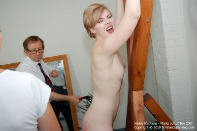 FirmHandSpanking - Marks Out of Ten - ZH - Helen Stephens