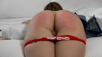 Figging Discipline Naughty Babysitter- Ashley Lane - 6