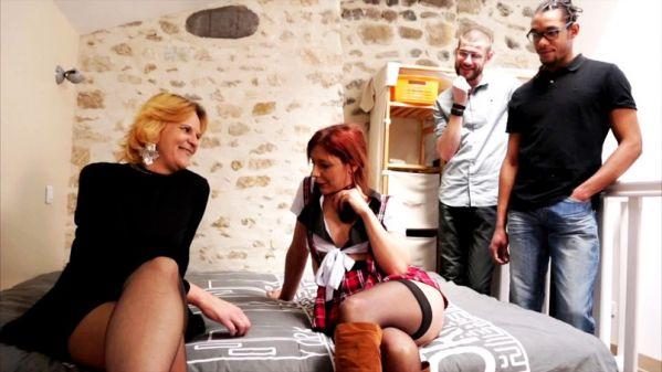 JacquieetMichelTV - Lolly - Deux mecs pour Lolly, 41ans - 08.02.2019 [FullHD 1080p]