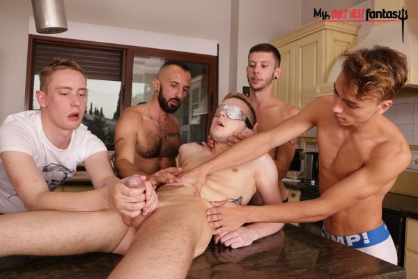 MDF - Dominique Kenique, Taylor Blaze, Ashton Bradley, Xavier Sibley, Jake Stark