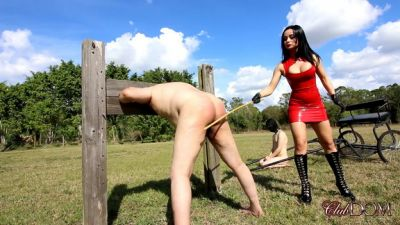 Clubdom – Cruelly Caned by Crystal Rush – Crystal Rush