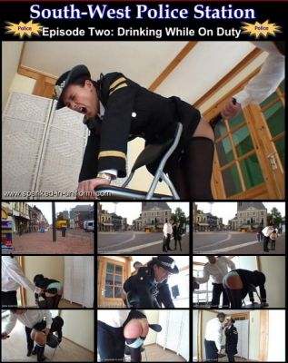 SpankedInUniform – South-West Police Station 2