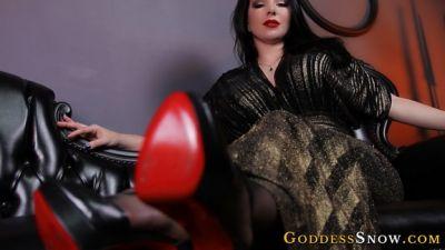 GoddessAlexandraSnow – Worship Me, Slave