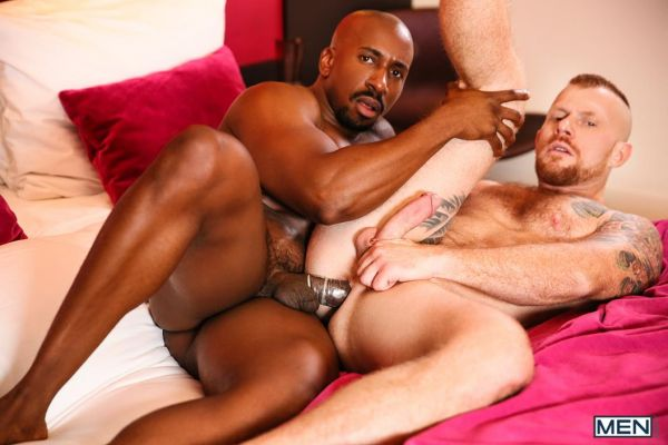 MEN – Romance For The Night – Jack Vidra & Max Konnor