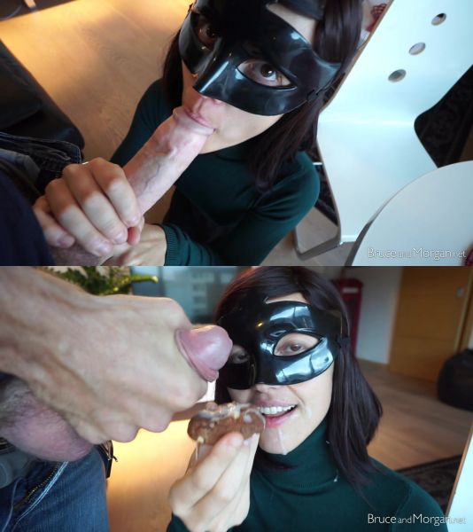 BruceAndMorgan - Sperma-Cookie - 04.01.2019 [FullHD 1080p] (MDH)