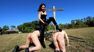 Clubdom – Beg to be Mistress Ginary's Ass Whore