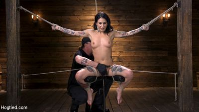 Hogtied – Feb 14, 2019 – Joanna Angel